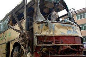 Κάηκαν ζωντανοί μέσα στα λεωφορεία